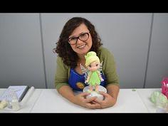 EXPOHOBBY TV - Leticia Suárez del Cerro - Abejita Soft - Modelado en porcelana fría - YouTube