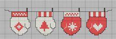 Galeria Dekodom: Darmowe wzory haft krzyżykowy