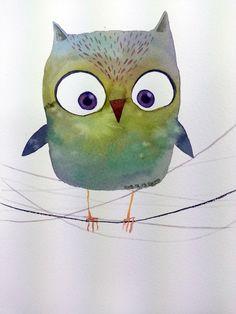 2013 DEC 13 부엉이 (OWL)