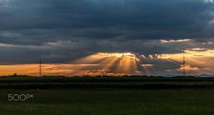 Aolden rays My Photos, Celestial, Sunset, Photography, Outdoor, Sunsets, Fotografie, Photograph, Outdoors