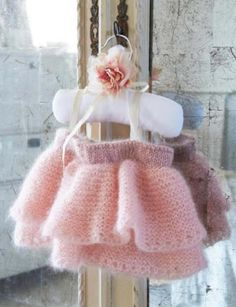 Baby tutu knitting pattern Baby Knitting Patterns, Free Knitting, Baby Tutu, Knitted Baby Blankets, Baby Cardigan, Free Baby Stuff, Pick One, Baby Booties, Knitting Projects