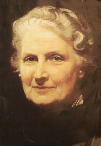 One of the smartest and strongest women in modern history: Maria Montessori champion of children, women, and holisitic education. #education #children #MariaMontessori