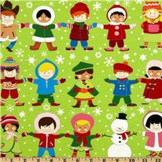 Christmas Time You + Me : Merry! Green
