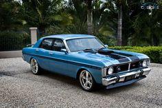 1971 Ford Falcon replica