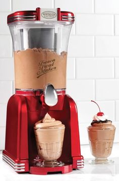 frozen treat maker - perfect for soft-serve ice cream http://rstyle.me/n/s87mipdpe