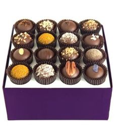 Gifts for mom, do you have one with a sweet tooth? How about truffles? https://bridalveildreams.com