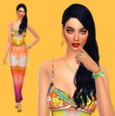 Sims 4 CC's - The Best: Sims Amira by Astral Sims