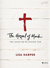 Image of The Gospel of Mark: The Jesus We're Aching For- Leader Kit