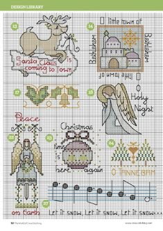 (7) Gallery.ru / Фото #51 - The world of cross stitching 247 - tymannost