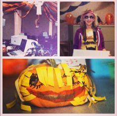 Happy Halloween from the 1980's! #TBT