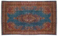 14' x 21' Large Oversized Persian Kerman