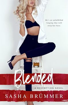 Books,Chocolate and Lipgloss: ❤❤ BLENDED by Sasha Brummer Cover Reveal…