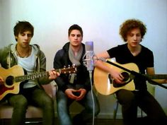 And I will try....to Fix You - Michael Schulte, Dominic Sanz, Max Giesinger (The Voice Of Germany)