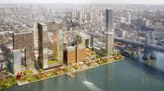 Domino Sugar by SHoP Architects and James Corner Field Operations