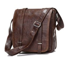 57.65$  Buy now - http://ali01z.worldwells.pw/go.php?t=32647192331 - Real Leather Sling Bag For Men Messenger Shoulder Bags Cross Body Bags JMD Leather Bags Handbags 7109