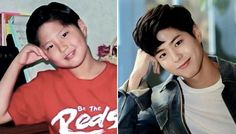 Park Bo Gum: Then and Now - 170827 어렸을 적 모습과 소름돋는 '싱크로율' 자랑하는 박보검 (사진 12장) Park Bo Gum Wallpaper, Smile Wallpaper, Asian Actors, Korean Actors, Beautiful Boys, Pretty Boys, Dramas, Park Go Bum, Yong Pal