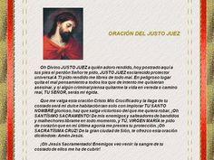 Oración del Justo Juez