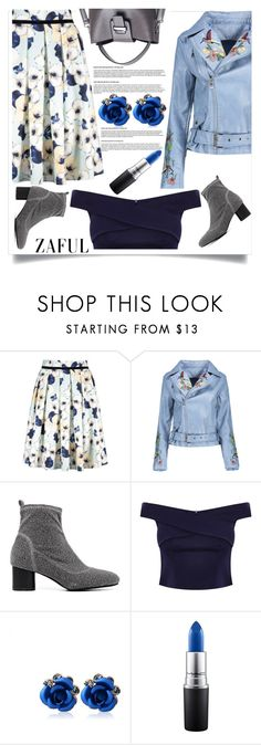 """""""Zaful  51"""" by mell-2405 ❤ liked on Polyvore featuring MAC Cosmetics"""