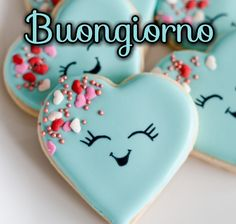 Good Morning Good Night, Good Morning Wishes, Luigi, Italian Memes, Cookie Do, Cookies Policy, Love Food, Cooking, Blog