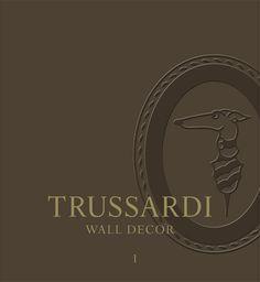 Image result for trussardi 1950 logo