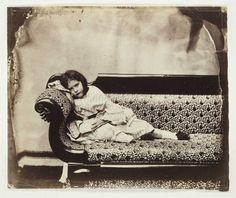 Alice Liddel -photography taken by Lewis Carroll (Charles Lutwidge Dodgson)