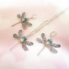 Ammo Jewelry, Bullet Jewelry, Dragonfly Eyes, Necklace Set, Pendant Necklace, Bullet Earrings, Bullet Shell, Easy Gifts, Rodeo