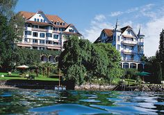 Park Hotel Weggis | Lake Lucerne, Switzerland
