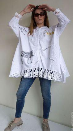 Poncho Knitting Patterns, Knitted Poncho, Ropa Shabby Chic, Boho Chic, Boho Outfits, Fashion Outfits, Womens Fashion, Fashion Details, Look Fashion
