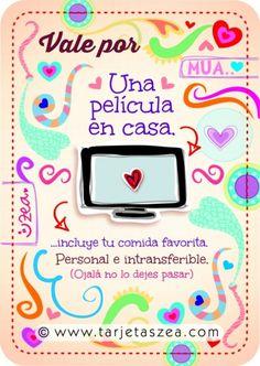 pelicula © ZEA www.tarjetaszea.com