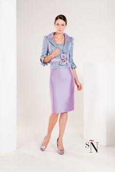 SP Madrina 20 (Vestido de Madrina). Diseñador: Sonia Peña. ...