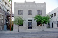 The old Sheriff's Office and jail in Globe, Az. has been featured in magazines and on television. It is believed to be haunted.    We used to hold youth group meetings in the room on the bottom right.