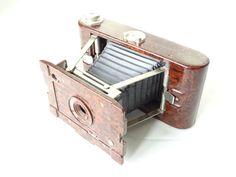 1930s Bakelite Camera Kodak Hawkette No2 Camera by LesTempsPerdus