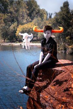 Tavros Nitram(Homestuck) | El Riddle - WorldCosplay