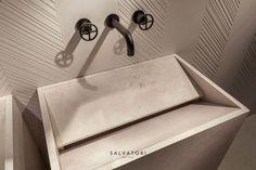 Vasco Colonna basin detail - by Salvatori