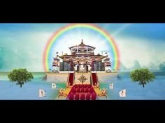 White Tara's Mandala and Visualization