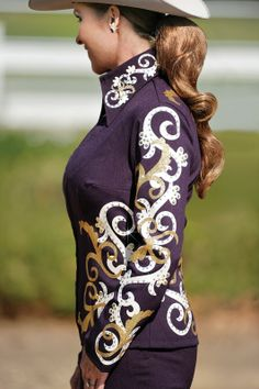 Hobby Horse Hollie Tunic Top Carousel Collection - Western Show Apparel.