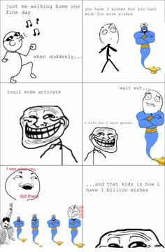 Troll Mode :D