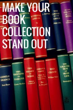 Transform your shelves into a work of art! Turn your collection of paperbacks into beautiful hardbound books. Shelfie, Book Binding, Book Collection, The Book, Make It Yourself, Books, Life, Beautiful, Art