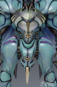 07 Battle Robots, Robot Girl, Mecha Anime, Super Robot, Neon Genesis Evangelion, Resin Art, Gundam, Cyberpunk, Sculpture Art