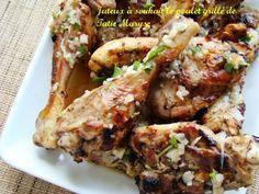 Comment préparer un poulet grillé juteux à souhait et très savoureux? POULET BOUCANE