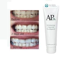 NU Skin AP 24 Whitening Fluoride Toothpaste 4 Oz Nuskin for sale online Nu Skin, Face Skin, Eyebrows, Whitening Fluoride Toothpaste, Corrective Makeup, Hair Dye Colors, Hair Gel, Facial Skin Care, Smooth Skin