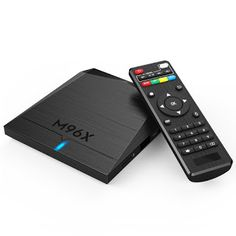 Noticias Ofertas y Oportunidades: QcoQce M96X Smart TV Box Amlogic S905X OS 2G/8G 5-...