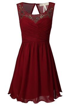 so cute. perfect holiday dress.