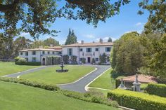 The Owlwood estate in Los Angeles was sold by Dawn Arnall, widow of the late...