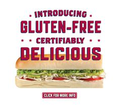 Erbert and Gerberts Gluten Free Subs Milwaukee East 2338 N. Farwell Ave. Milwaukee, WI 53211