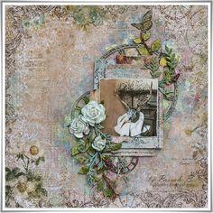 Scrap Made in Touraine: Serendipity Inspiration - Blue Fern Studios DT