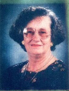 In memory of Aunt Josie Tonas