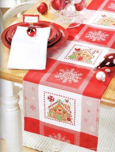 Gallery.ru / Фото #29 - A Cross Stitch Christmas - Holiday Celebrations - ravi