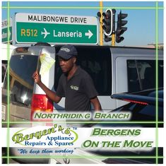 Rodger going the extra green mile on pamphlet distribution day on Malibongwe drive in the Northriding area. #wekeepthemworking #bergensappliances #appliancerepairs #dishwashers #stoves #washingmachines #tumbledriers #wefixappliances #repairtech #wefixit #keepingitsimple #2020vision #southafrica #quote #onthemove #inthekitchen #northriding  Northriding Branch Follow us on Instagram and Pinterest WhatsApp:   072 864 5176 Email:   northriding@bergens.co.za