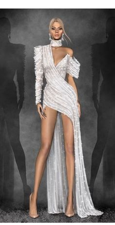 – Yogan – New dress designs Dress Design Drawing, Dress Design Sketches, Fashion Design Sketches, Dress Designs, Fashion Drawing Dresses, Fashion Illustration Dresses, Fashion Dresses, Couture Mode, Couture Fashion